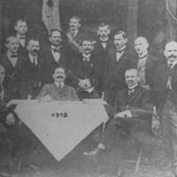 Salgótarjáni Kohászati Üzemek. Direktórium. 1919