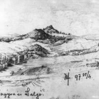 Zagyva és Salgó. Látkép. 1897. VI. 4.